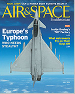 Smithsonian Collections Online: Air & Space and Smithsonian Magazine Archive