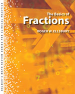 Delmar's Math Review Series for Health Care Professionals: The Basics of Fractions