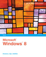 New Perspectives on Microsoft® Windows 8, Brief
