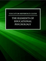 Education Reference Guide: The Elements of Educational Psychology