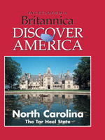 Discover America: North Carolina: The Tar Heel State