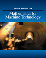 Mathematics for Machine Technology