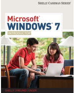 Microsoft® Windows® 7: Introductory