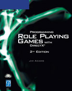 Programming Role Playing Games with DirectX