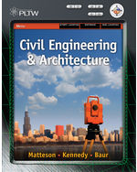 Project Lead the Way: Civil Engineering and Architecture