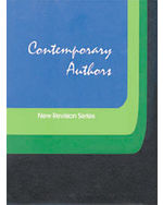 Contemporary Authors New Revision Series: A Bio-Bibliographical Guide to Current Writers in Fiction, General Non-Fiction, Poetry, Journalism, Drama, Motion Pictures, Television, & Other Fields