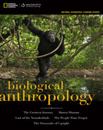 National Geographic Learning Reader: Biological Anthropology