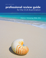 Professional Review Guide for the CCA Examination, 2015 Edition