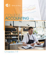 College Accounting, 22e Heintz/Parry  Chapters 1-9