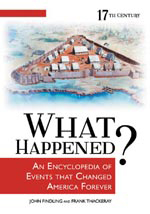 What Happened? An Encyclopedia of Events That Changed America Forever