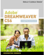 Adobe Dreamweaver CS6: Comprehensive