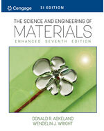 MindTap® Engineering, 1 term (6 months) Instant Access for Askeland/Wright's Science and Engineering of Materials, SI Edition