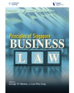 Principles of Singapore Business Law (eBook)