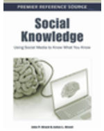 Online Social Behavior Collection: Social Knowledge: Using Social Media To Know What You Know