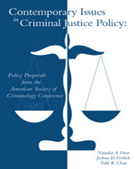 Contemporary Issues in Criminal Justice Policy