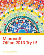 Microsoft Office 2013 Try It!