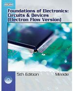 Foundations of Electronics: Circuits & Devices, Electron Flow Version