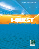 2012 International Residential Code I-Quest - Single Seat
