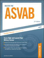 Peterson's Bundle 1: Arco Master The ASVAB