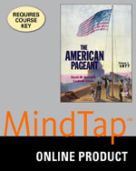 MindTap® History, 1 term (6 months) Instant Access for Kennedy/Cohen's American Pageant, Volume 1