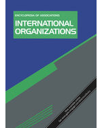 Encyclopedia of Associations: International Organizations