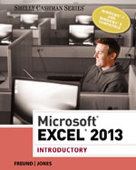 Microsoft® Excel® 2013: Introductory
