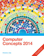 New Perspectives on Computer Concepts 2014: Brief