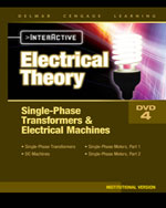 Electrical Theory Single Phase Transformers & Electrical Machines Interactive Institutional DVD (14-17)