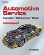 Automotive Service: Inspection, Maintenance and Repair
