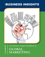 Gale Business Insights Handbook of Global Marketing