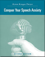 Conquer Your Speech Anxiety: Learn How to Overcome Your Nervousness About Public Speaking