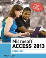 Microsoft® Access 2013: Complete