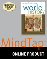 MindTap® History, 1 term (6 months) Instant Access for Duiker/William/Spielvogel/Jackson's World History, Volume I: To 1800