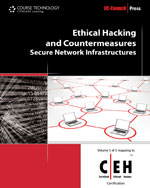 Ethical Hacking and Countermeasures: Secure Network Infrastructures