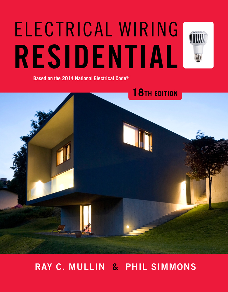 Electrical Wiring Residential, 18th Edition - 9781285170954 - Cengage