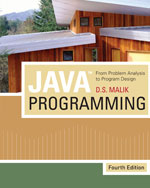 Java software solutions 7th edition