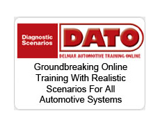 NEW DATO Diagnostics Scenarios