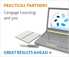 Practical Partners Cengage Learning and You Great Results Ahead